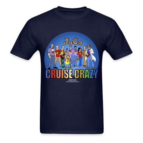 JoCo Cruise Crazy Superfriends (Men's) - Men's T-Shirt
