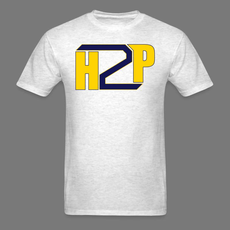 H2P Hail to Pitt - Men's T-Shirt