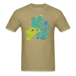 Men's Monsters - Men's T-Shirt