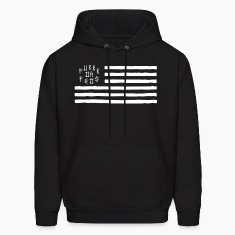 F*kkk Da Feds Hoody By BAD Clothing