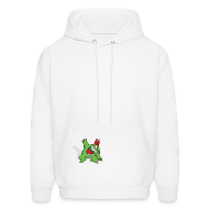 Hoodies ~ Men's Hoodie ~ Just For Laughs Men's Hoodie Victor Thumbs Up!
