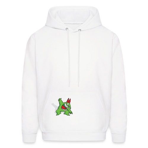 Just For Laughs Men's Hoodie Victor Thumbs Up! - Men's Hoodie