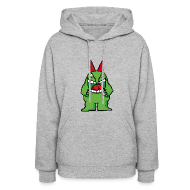 Hoodies ~ Women's Hoodie ~ Just For Laughs Women's Hoodie Victor Mouhouhaha!