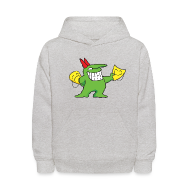Sweatshirts ~ Kids' Hoodie ~ Just For Laughs Kid's Hoodie Victor Theatre