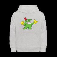 Sweatshirts ~ Kids' Hoodie ~ Just For Laughs Kid's Hoodie Victor Theatre