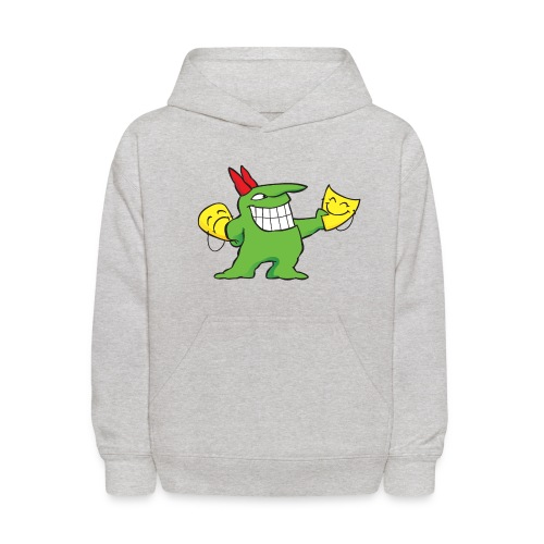 Just For Laughs Kid's Hoodie Victor Theatre - Kids' Hoodie