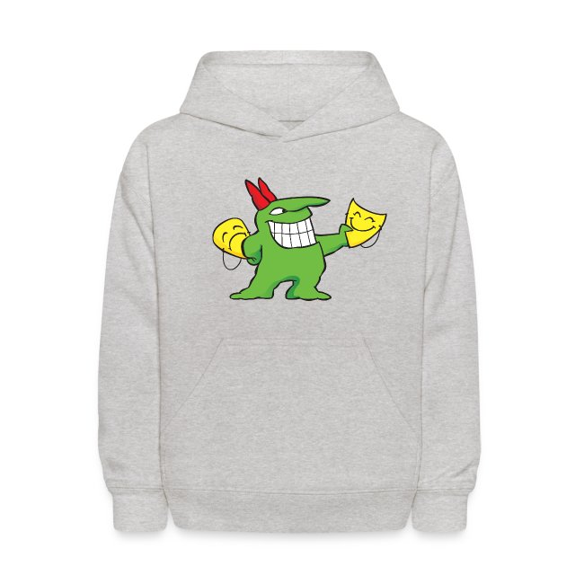 Just For Laughs Kid's Hoodie Victor Theatre