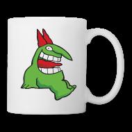 Mugs & Drinkware ~ Coffee/Tea Mug ~ Just For Laughs Victor Sitting on Coffee Mug