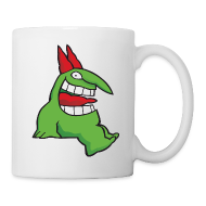 Mugs & Drinkware ~ Coffee/Tea Mug ~ Just For Laughs Victor Sitting on Coffee Mug