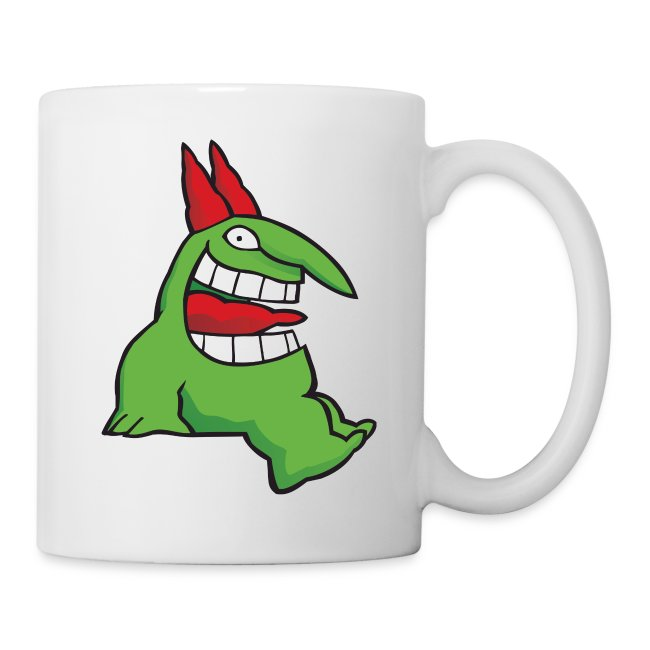 Just For Laughs Victor Sitting on Coffee Mug