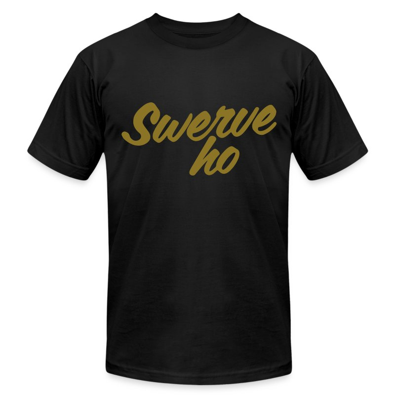 Swerve Ho Tee - Men's T-Shirt by American Apparel