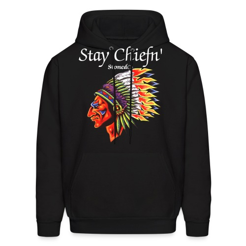 You cheifn' ? - Men's Hoodie