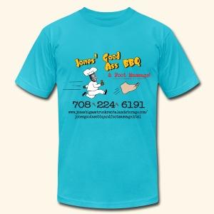 Jones Good Ass T-shirt - Gold Edition aka American Apparel - Men's Fine Jersey T-Shirt