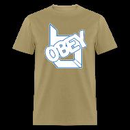 T-Shirts ~ Men's T-Shirt ~ ObeyAlliance Fresh Standard T-Shirt !