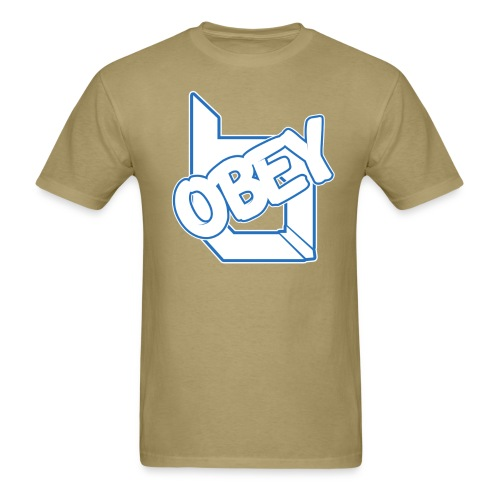 ObeyAlliance Fresh Standard T-Shirt ! - Men's T-Shirt