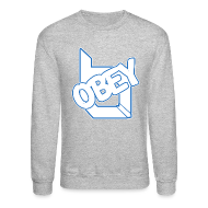 Long Sleeve Shirts ~ Crewneck Sweatshirt ~ Obey Swagger Kr3wneck!