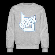 Long Sleeve Shirts ~ Crewneck Sweatshirt ~ Obey Swagger Kr3wneck!