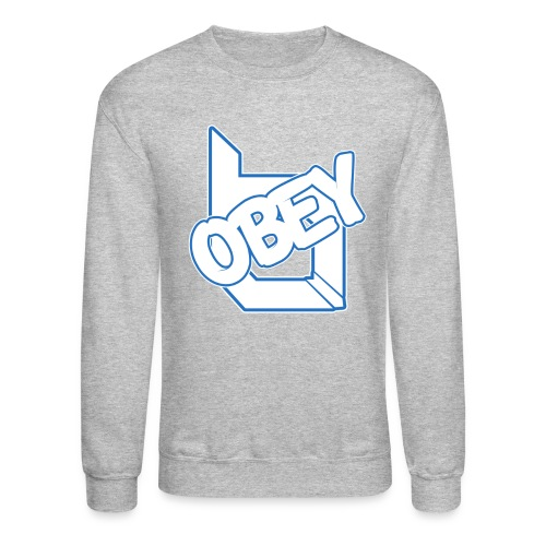 Obey Swagger Kr3wneck! - Crewneck Sweatshirt