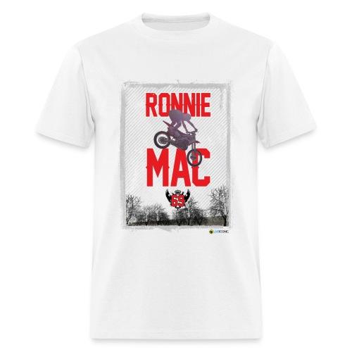 Ronnie Mac Graphic T - Men's T-Shirt