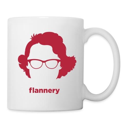[flannery-o-connor] - Coffee/Tea Mug