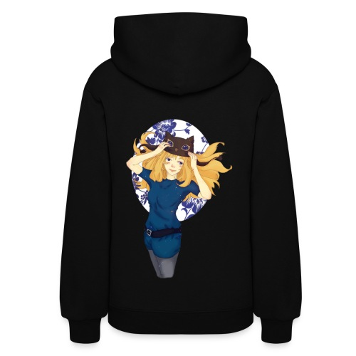 Ladies: Moonstruck - Women's Hoodie