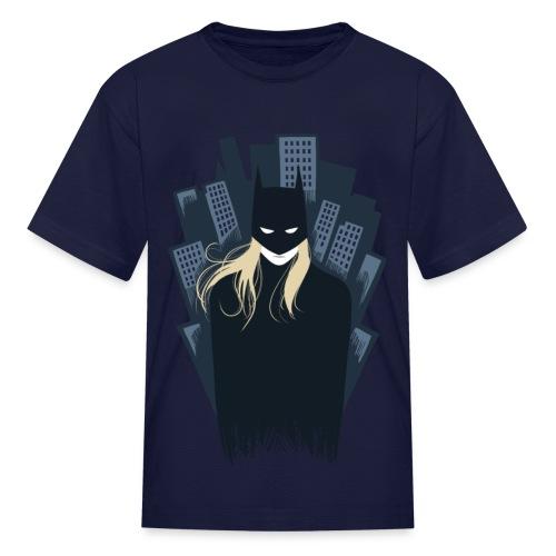 Kids: BatHannah - Kids' T-Shirt