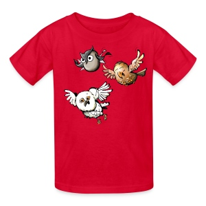 Kids: Mr Owl and Co - Kids' T-Shirt