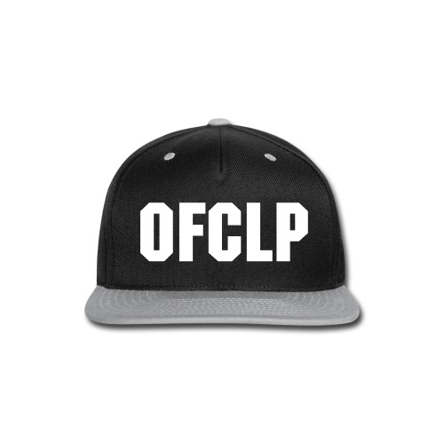 UNISEX: OFCLP Eye Snapback - Snap-back Baseball Cap
