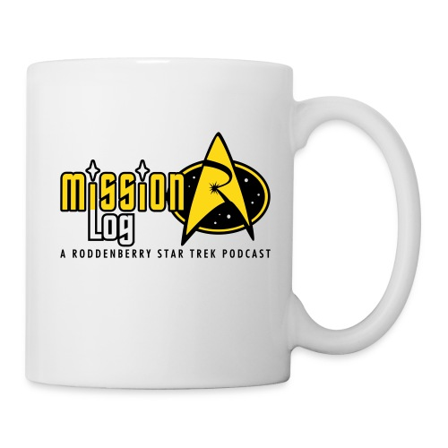Mission Log Mug - Coffee/Tea Mug