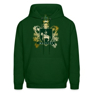 Maguire Family Crest Sweater - Men's Hoodie