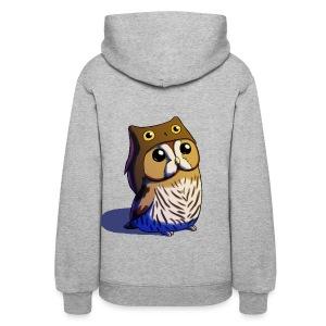Ladies: Little Owl - Women's Hoodie