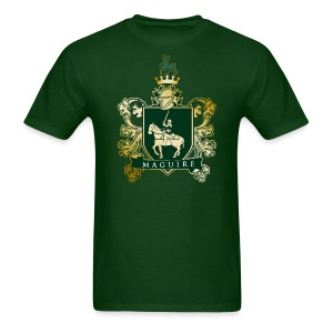 Maguire Family Shield - Men's T-Shirt
