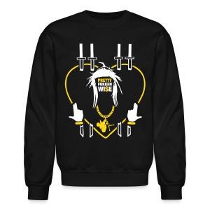 Pretty Fokken Wise 3 - Crewneck Sweatshirt