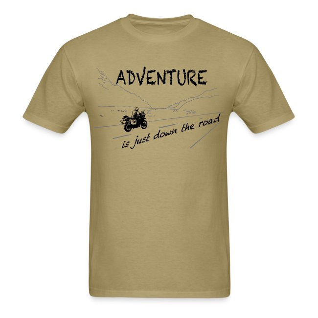 ADV is just down the road - Shirt UNISEX