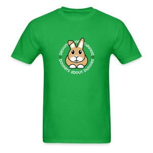 'Bonkers About Bunnies' Men's/Unisex T-Shirt - Men's T-Shirt