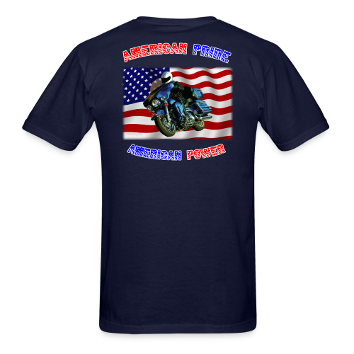 Men's T Back AmPride AmPower - Men's T-Shirt