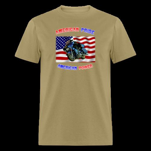 Men's T Front AmPride AmPower - Men's T-Shirt
