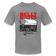 T-Shirts ~ Men's T-Shirt by American Apparel ~ Belly Buster Mens T