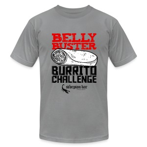 Belly Buster Mens T - Men's T-Shirt by American Apparel