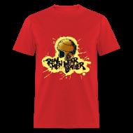 T-Shirts ~ Men's T-Shirt ~ RMWL-1 RED