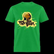 T-Shirts ~ Men's T-Shirt ~ RMWL-1 Green