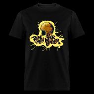 T-Shirts ~ Men's T-Shirt ~ RMWL-1 Black
