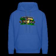 Hoodies ~ Men's Hoodie ~ Survival Games Champs!