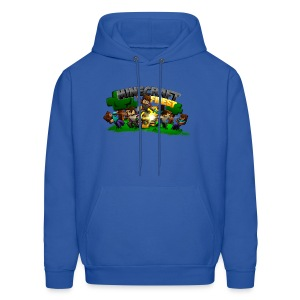 Survival Games Champs! - Men's Hoodie