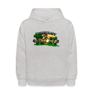 Sweatshirts ~ Kids' Hoodie ~ Survival Games Champs!