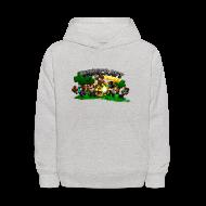 Sweatshirts ~ Kids' Hoodie ~ Survival Games Champs!