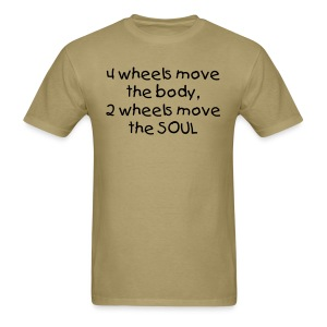 move the SOUL - Shirt UNISEX - Men's T-Shirt
