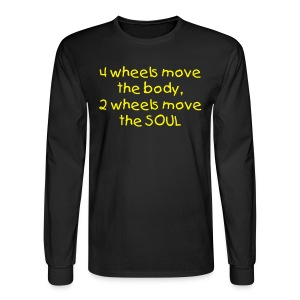 move the SOUL - Longsleeve UNISEX - Men's Long Sleeve T-Shirt