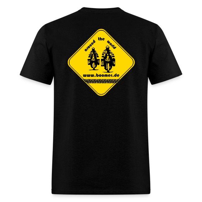 around the world - Shirt UNISEX