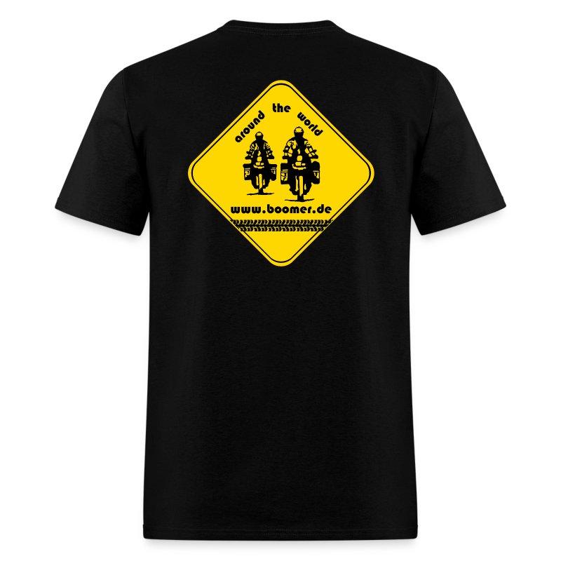 around the world - Shirt UNISEX - Men's T-Shirt